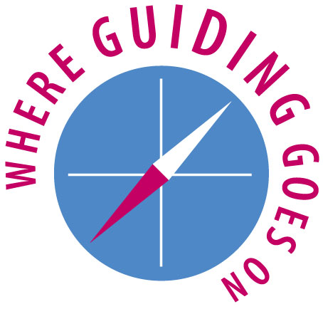GGSWE Logo - Where Guiding Goes On